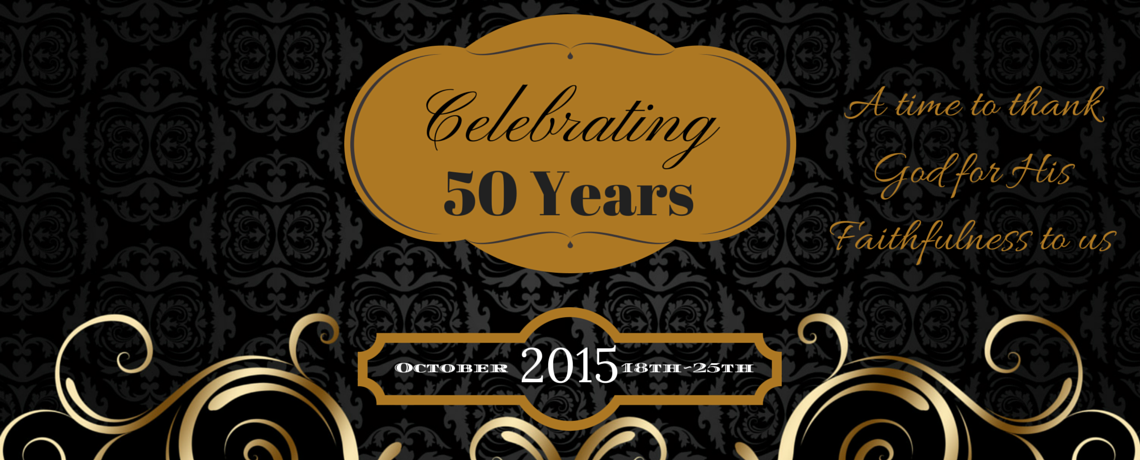 Riverdale Assembly's 50th Anniversary Celebration