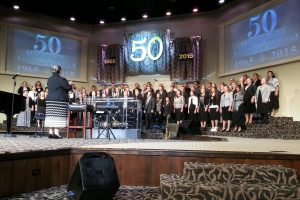 Youth Choir 50th