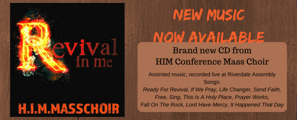 REVIVAL IN ME