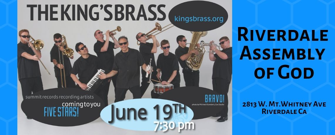An Evening with King's Brass